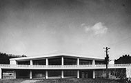 Former Matsuida Town Office (former town of Matsuida, Usui District, Gunma Prefecture; now Annaka City, Gunma Prefecture; 1956)