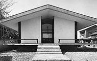 Main Hall of Zenshoji Temple, Asakusa (Taito, Tokyo; 1958)