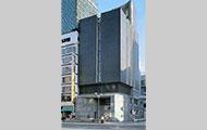 Shinwa Bank Tokyo Branch (Chuo, Tokyo; 1963) *No longer exists