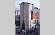 Shinwa Bank Main Branch Kaishokan (Sasebo City, Nagasaki Prefecture; 1975)