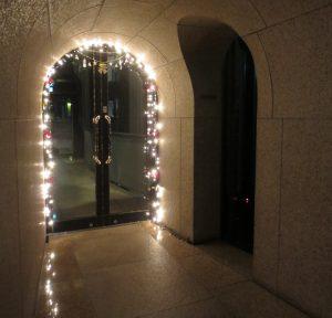 entrance_chiristmas